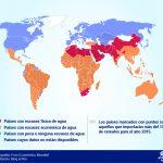 Colombia hace parte de la mitad del mundo amenazada por la escasez de agua