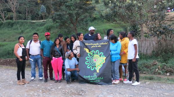 I Escuela de la sustentabilidad. Vereda la Honda , Resguardo de Munchique – Desarrollo y Extractivismo