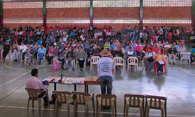 Pueblorrico: Encuentro Regional para la Participación Popular