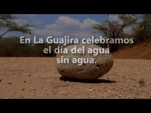 Día Mundial del Agua, sin agua