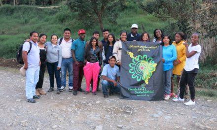 Escuela de la sustentabilidad interétnica e intergeneracional del Cauca