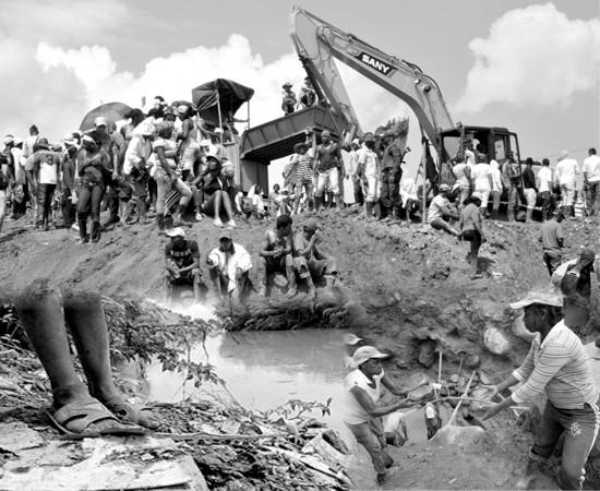 Las CAR no ejercen control sobre minería ilegal: Contraloría