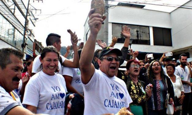 Desde las entrañas de la tierra y junto a los gritos del agua, Cajamarca dijo NO a la minería.