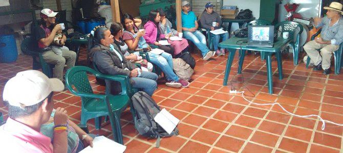 Avances Tercer Encuentro Regional De Economías Indígenas y Campesinas – Territorio COA