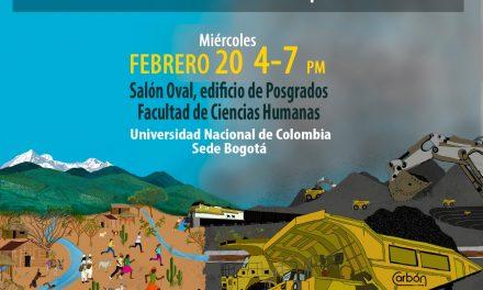 Seminario: La verdad detrás de la explotación de carbón en La Guajira, 36 años de crisis e incumplimientos