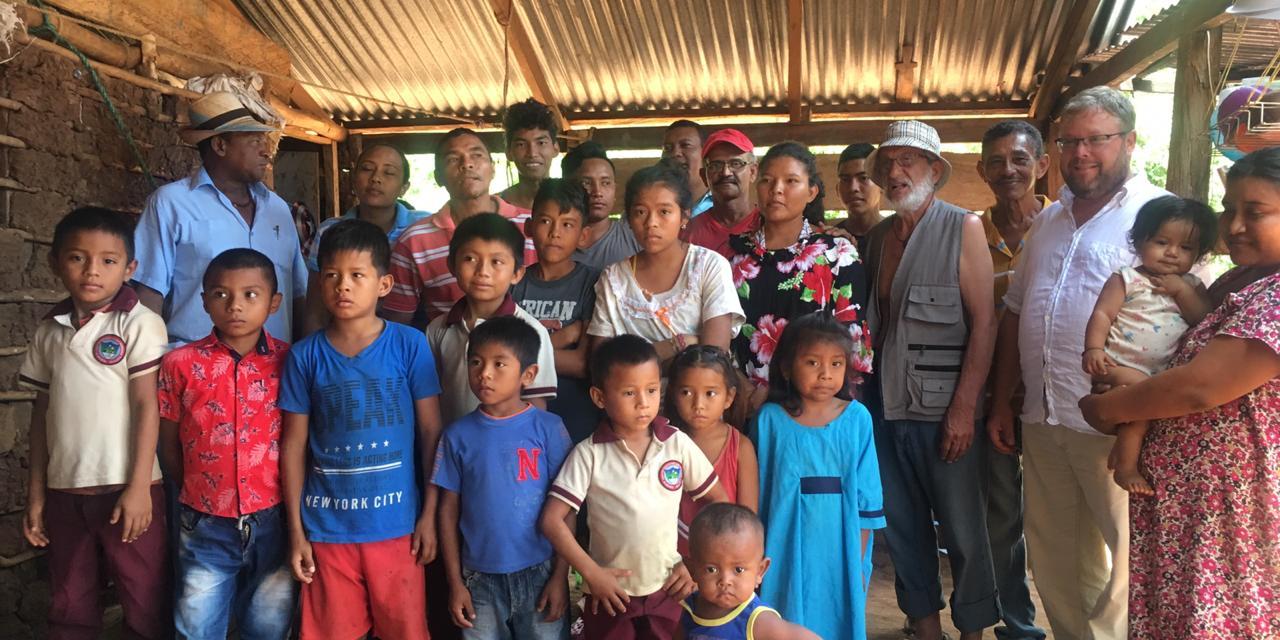 Organizaciones nacionales e internacionales de Derechos Humanos ALERTAN:  Desalojo por vía policiva de la comunidad indígena wayuu El Rocío