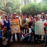 Negar licencia ambiental para impedir la mina Quebradona en Jericó