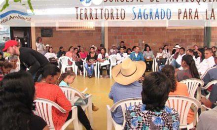 Caramanta y Valparaíso: Primeros Municipios en Instalar La Mesas Planes de Vida Comunitarios